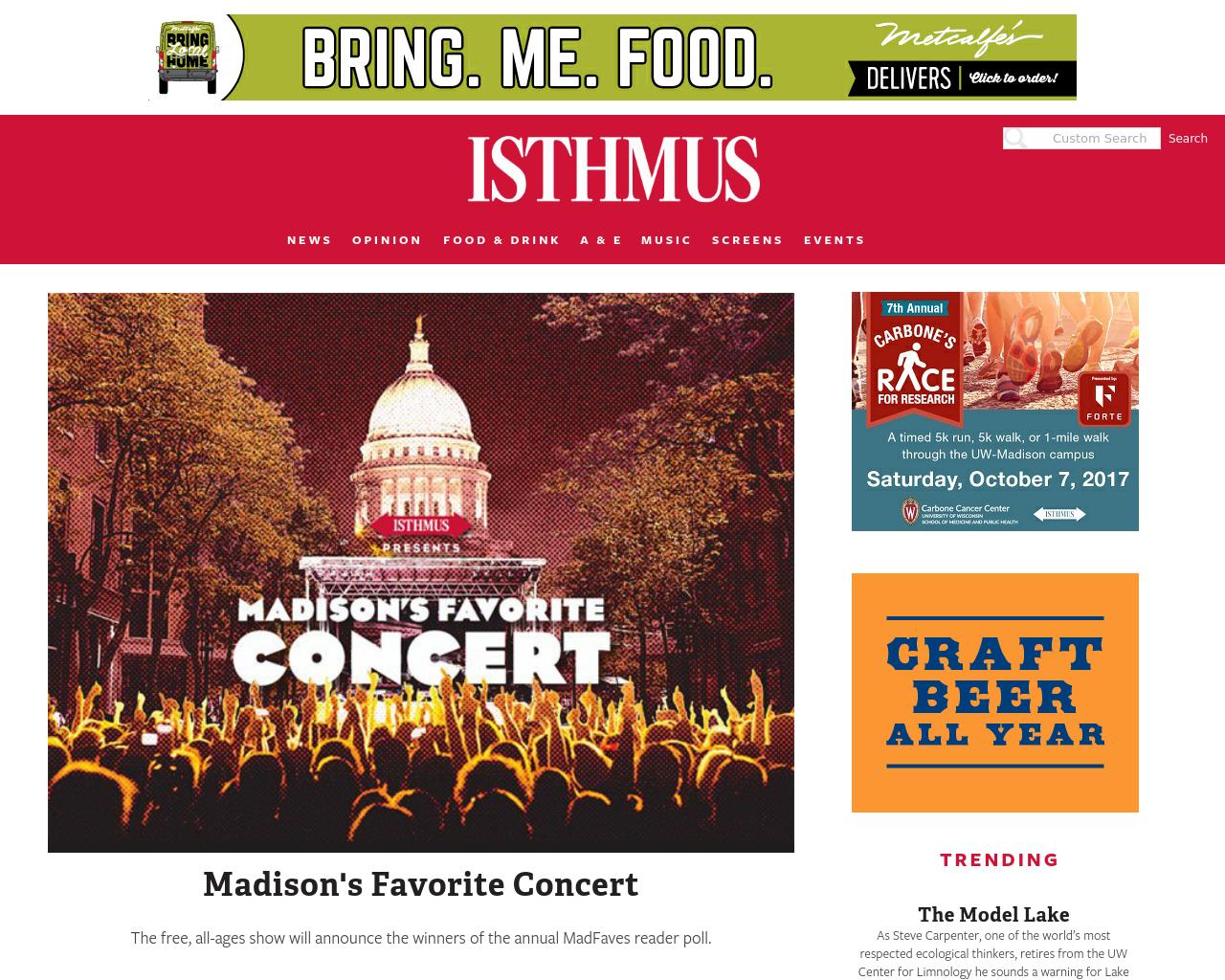 Isthmus.com-Advertising-Reviews-Pricing