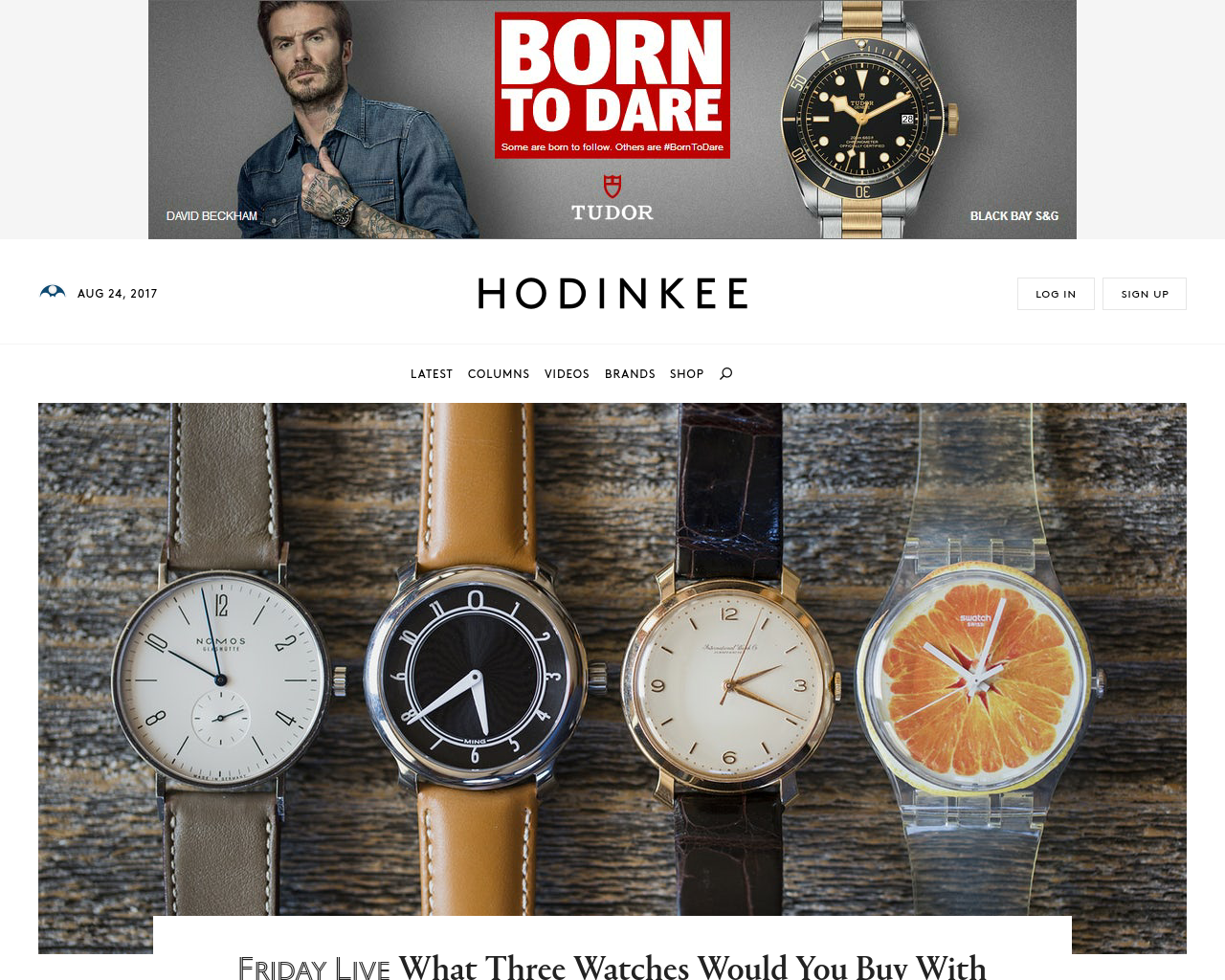 Hodinkee-Advertising-Reviews-Pricing