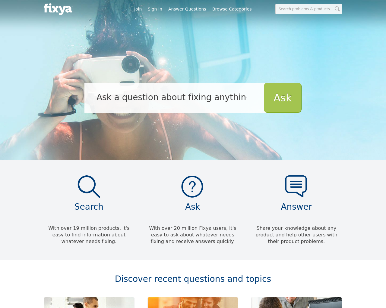 Fixya-Advertising-Reviews-Pricing
