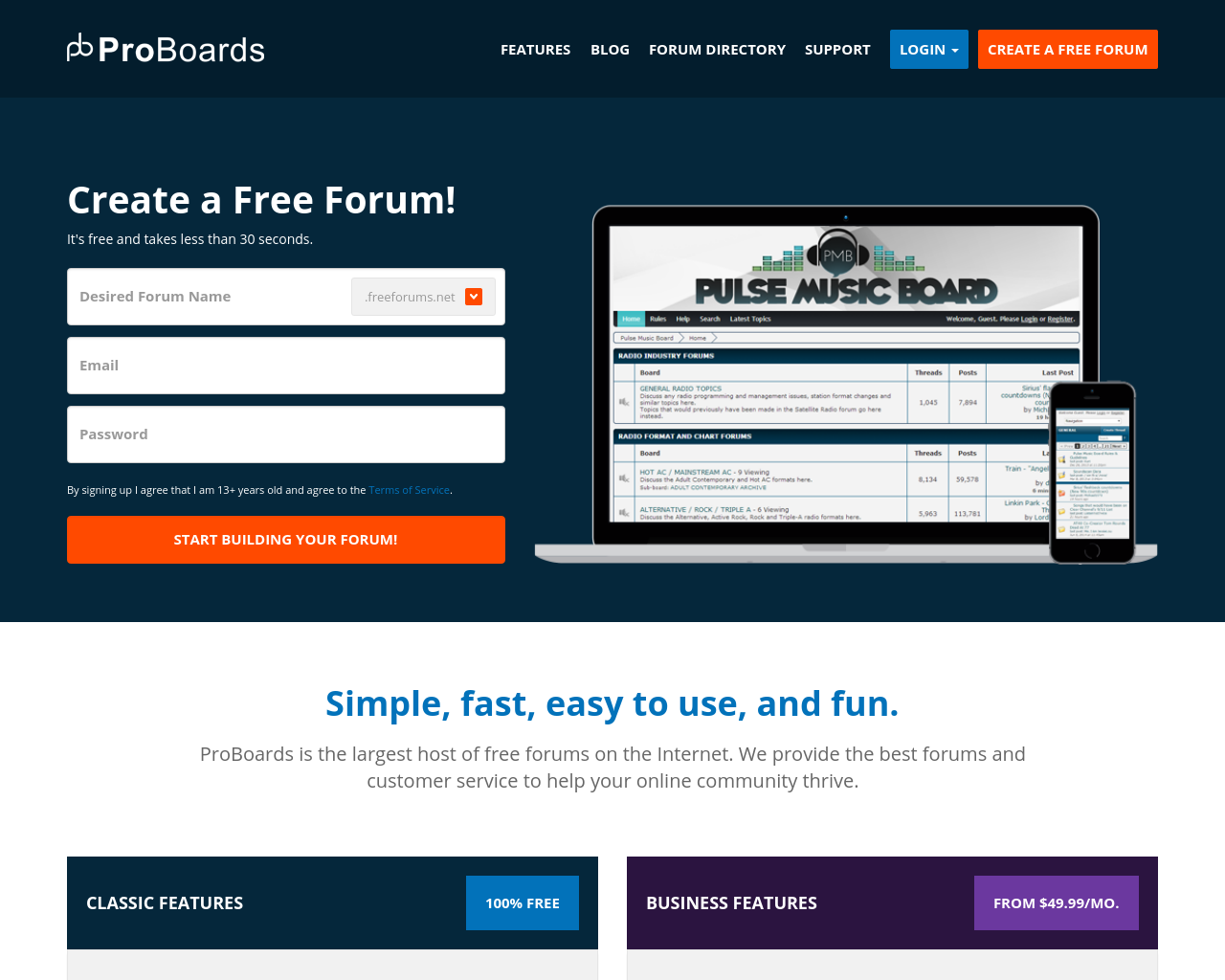 ProBoards-Advertising-Reviews-Pricing