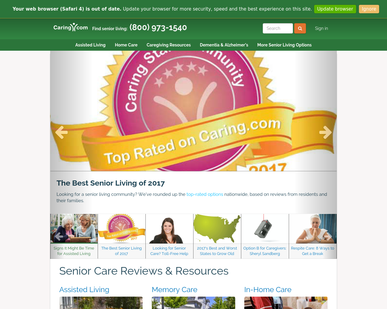 Caring.com-Advertising-Reviews-Pricing