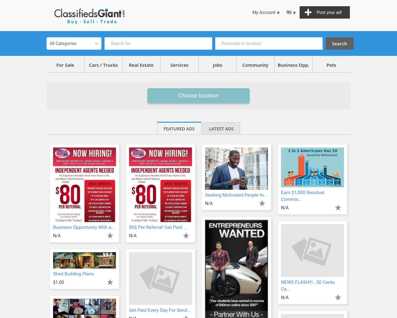 Classifieds-Giant-Advertising-Reviews-Pricing