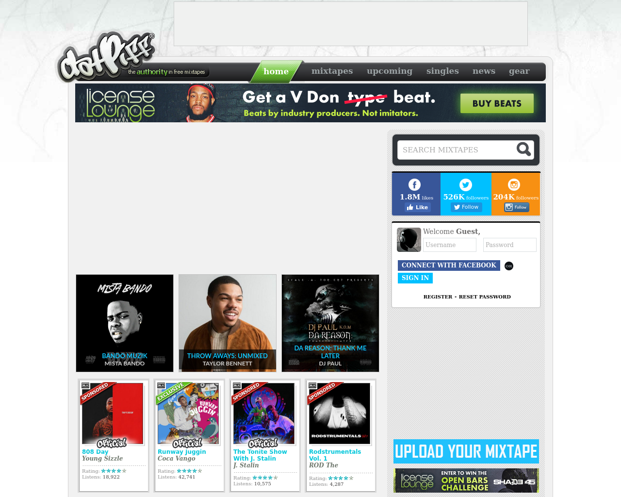 datPiff-Advertising-Reviews-Pricing