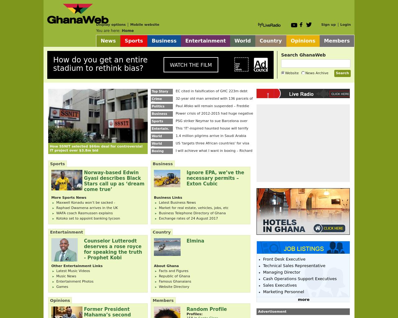 Ghanaweb-Advertising-Reviews-Pricing
