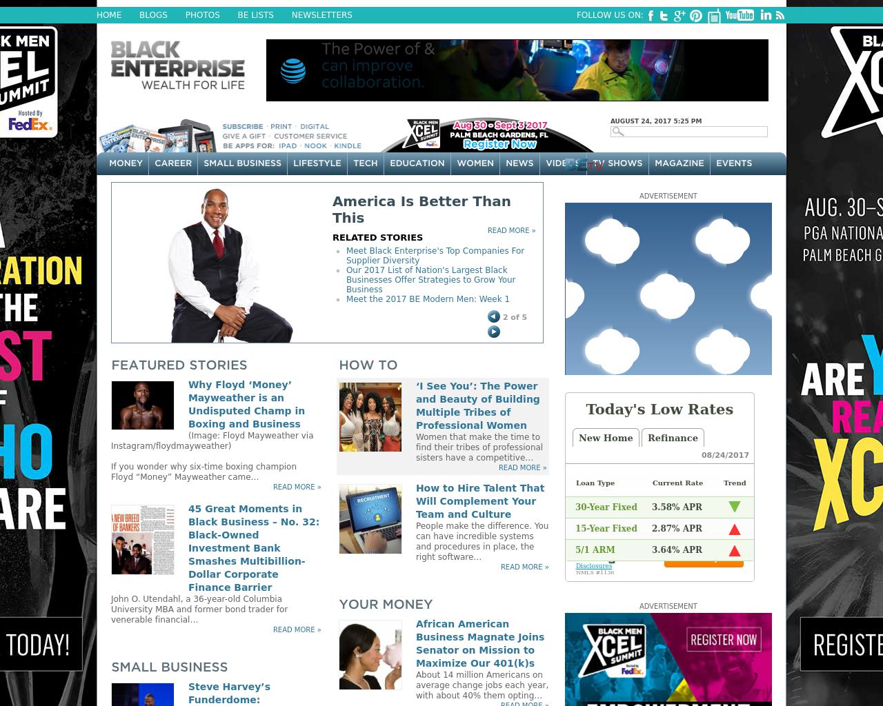 Black-Enterprise-Magazine-Advertising-Reviews-Pricing