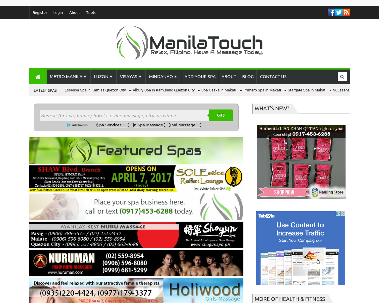 Manila-Touch-Advertising-Reviews-Pricing