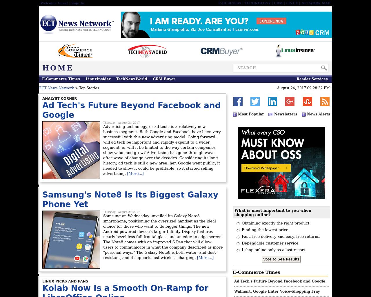 Linuxinsider-Advertising-Reviews-Pricing