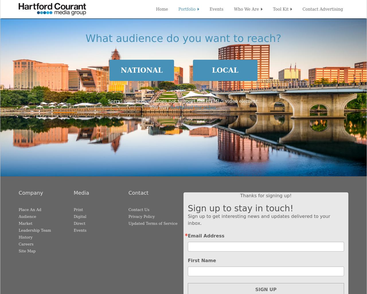 Hartford-Courant-/-CT1-Media-Advertising-Reviews-Pricing