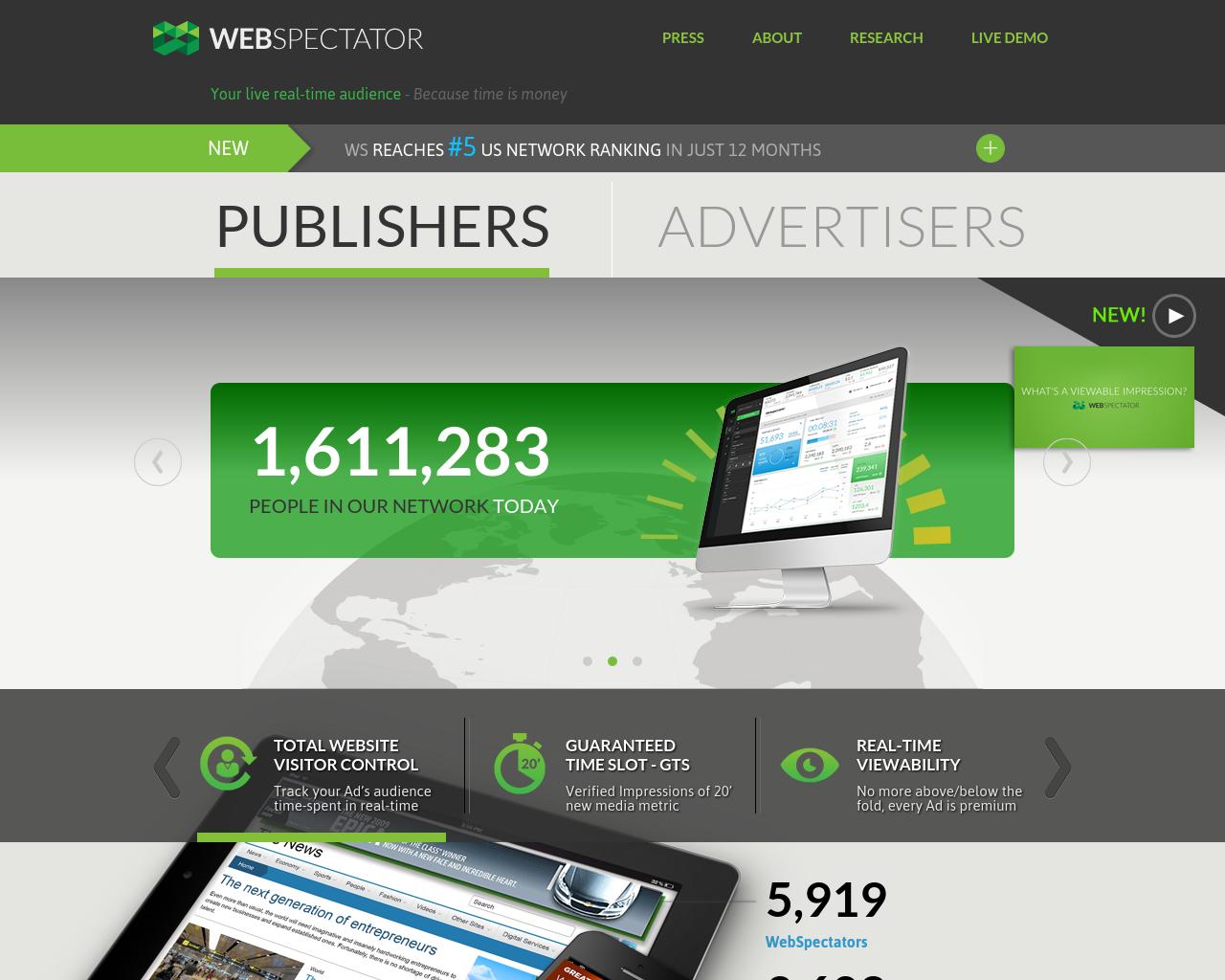 WebSpectator-Corporation-Advertising-Reviews-Pricing