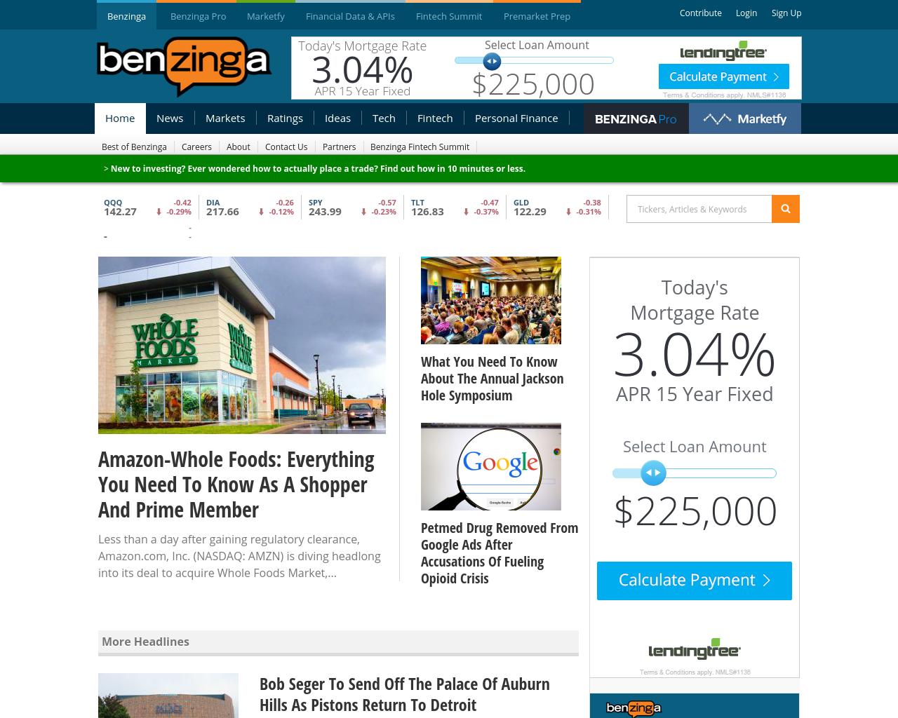 Benzinga-Advertising-Reviews-Pricing