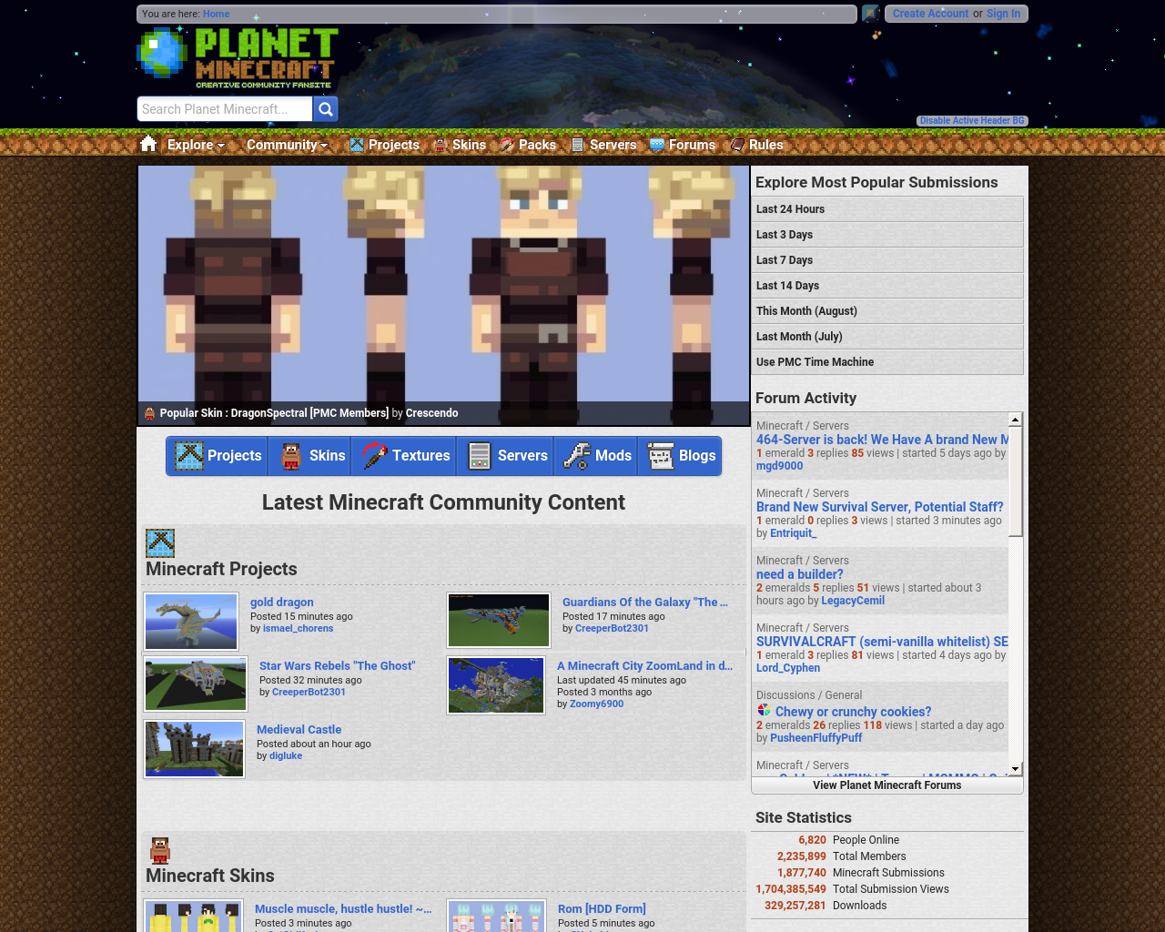 Planet-Minecraft-Advertising-Reviews-Pricing