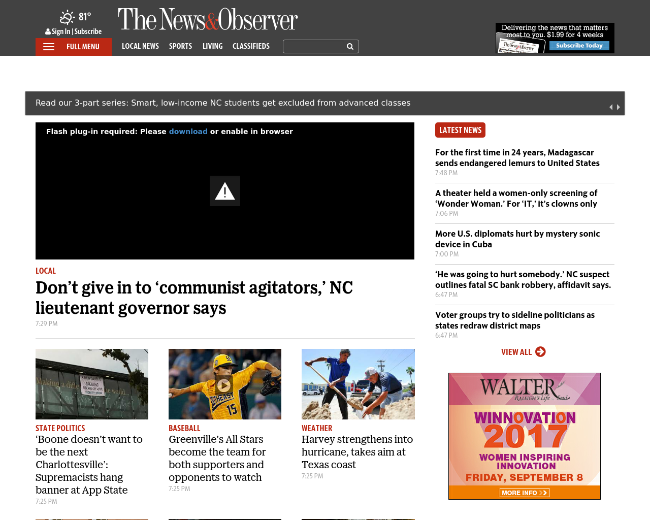 The-News-&-Observer-Advertising-Reviews-Pricing