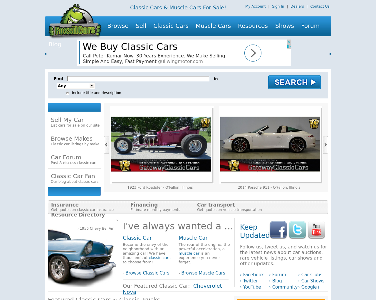 Fossilcars.com-Advertising-Reviews-Pricing
