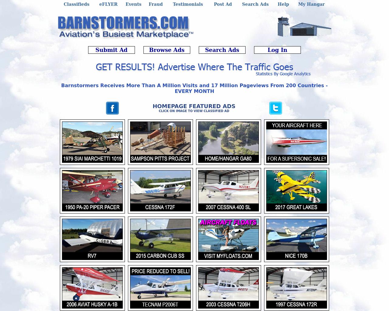 Barnstormers.com-Advertising-Reviews-Pricing