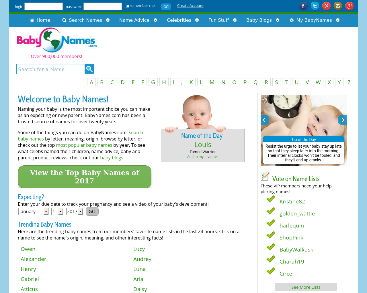 BabyNames-Advertising-Reviews-Pricing