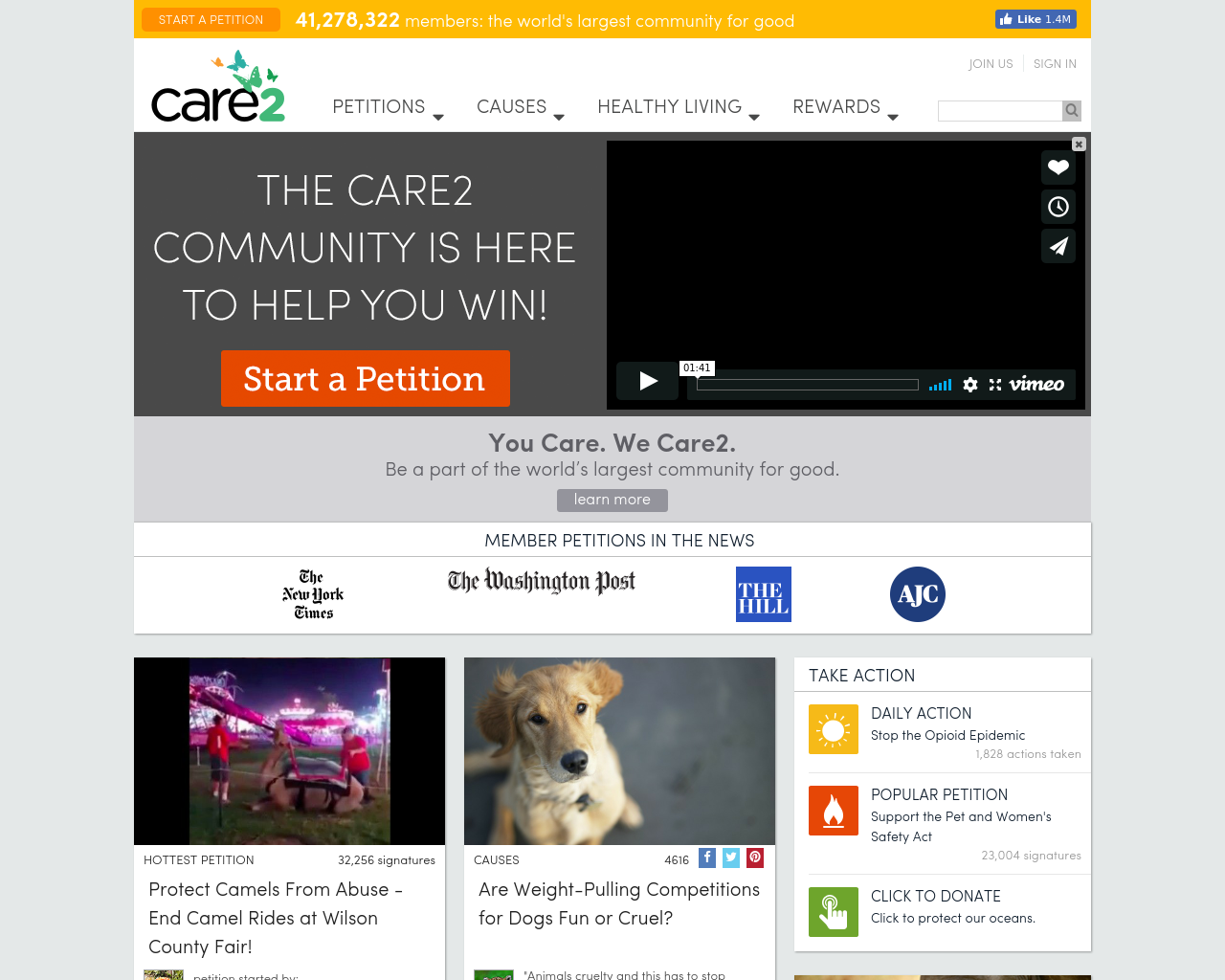 Care2-Advertising-Reviews-Pricing
