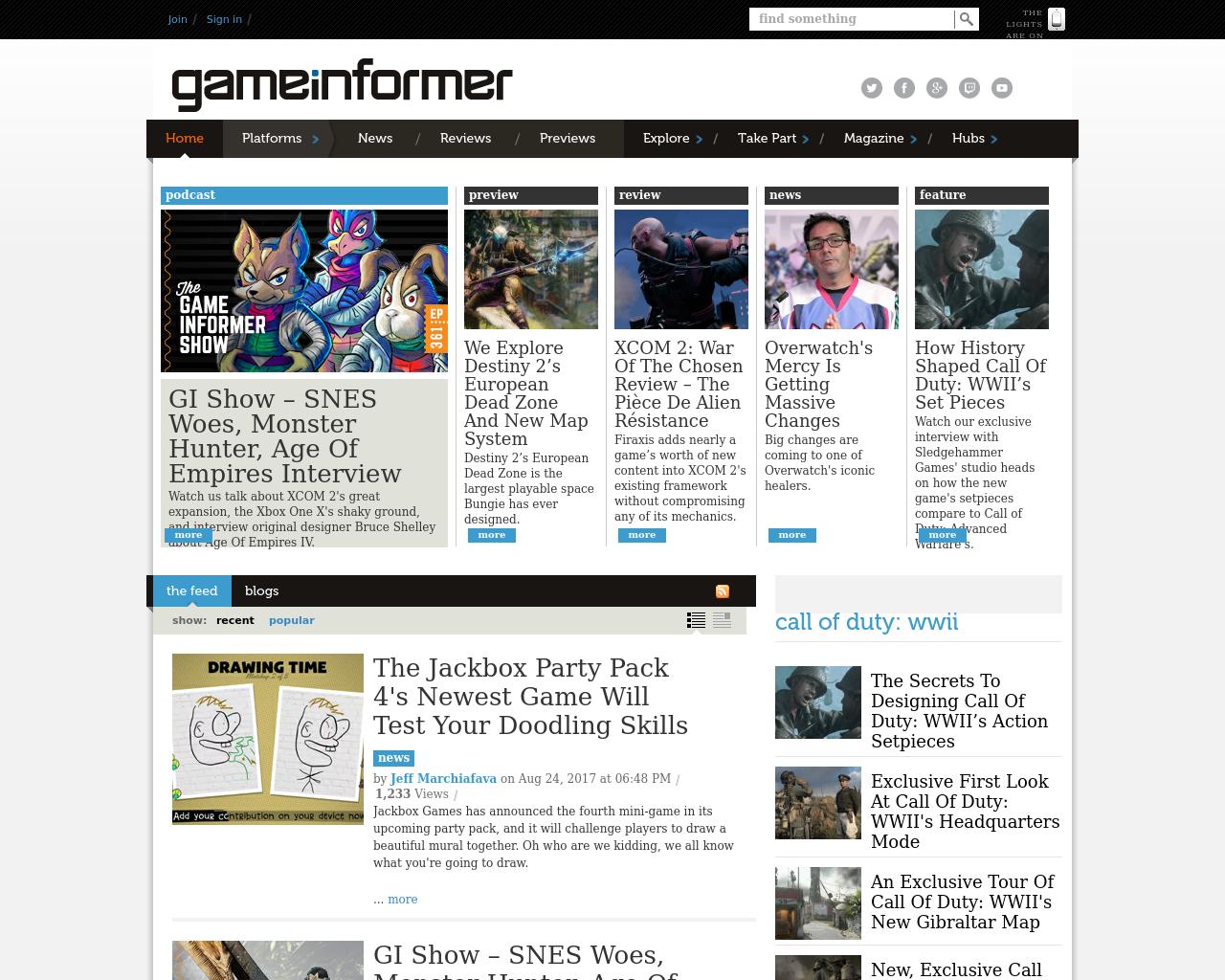 GameInformer-Advertising-Reviews-Pricing