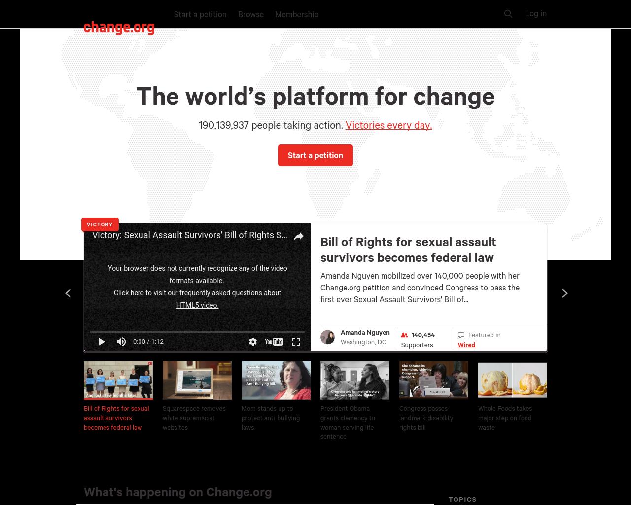 Change.org-Advertising-Reviews-Pricing