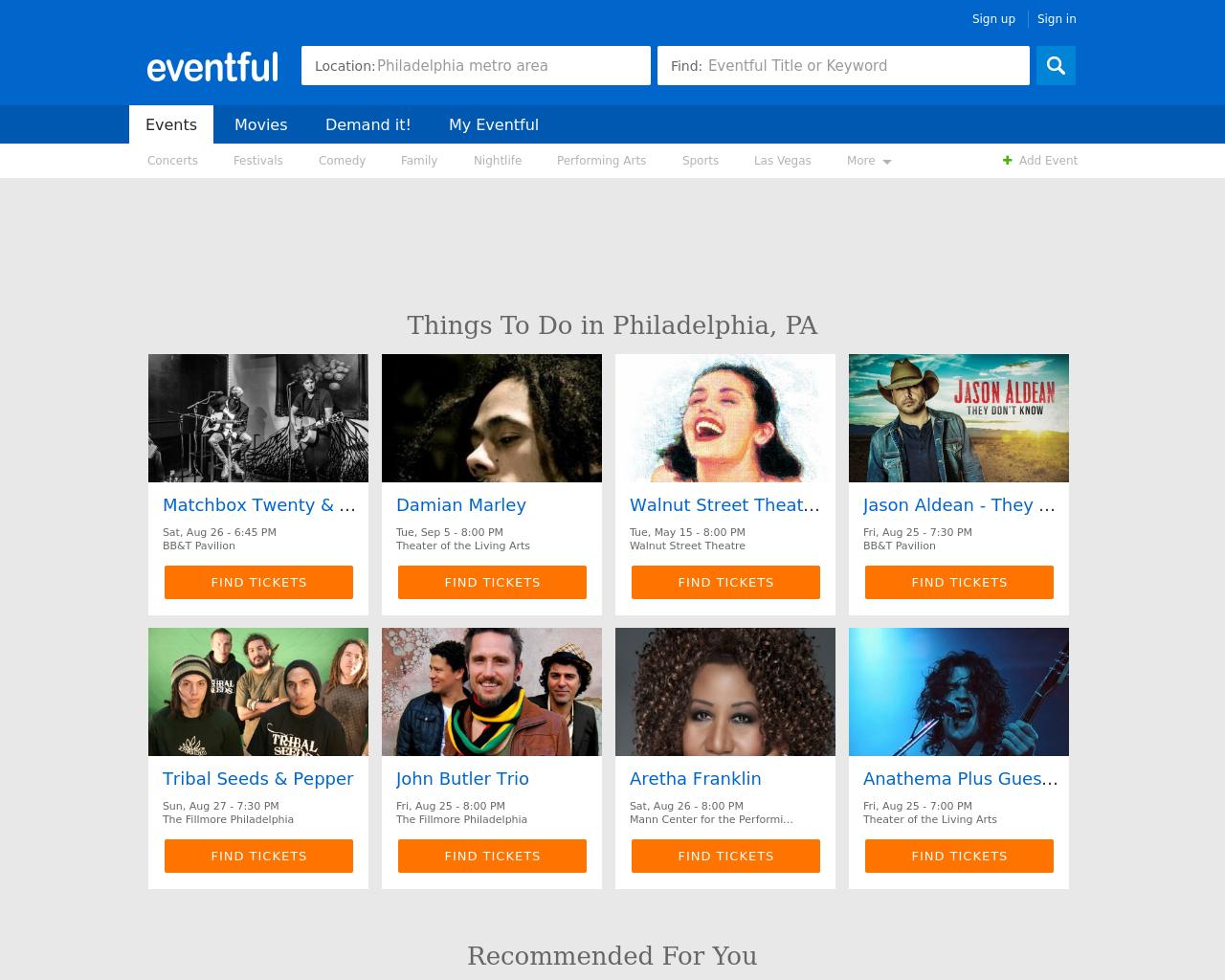 Eventful.com-Advertising-Reviews-Pricing