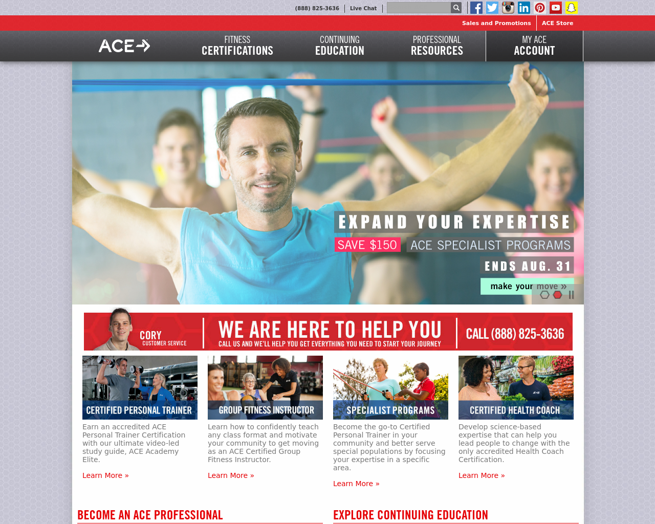 American-Council-On-Exercise-Advertising-Reviews-Pricing