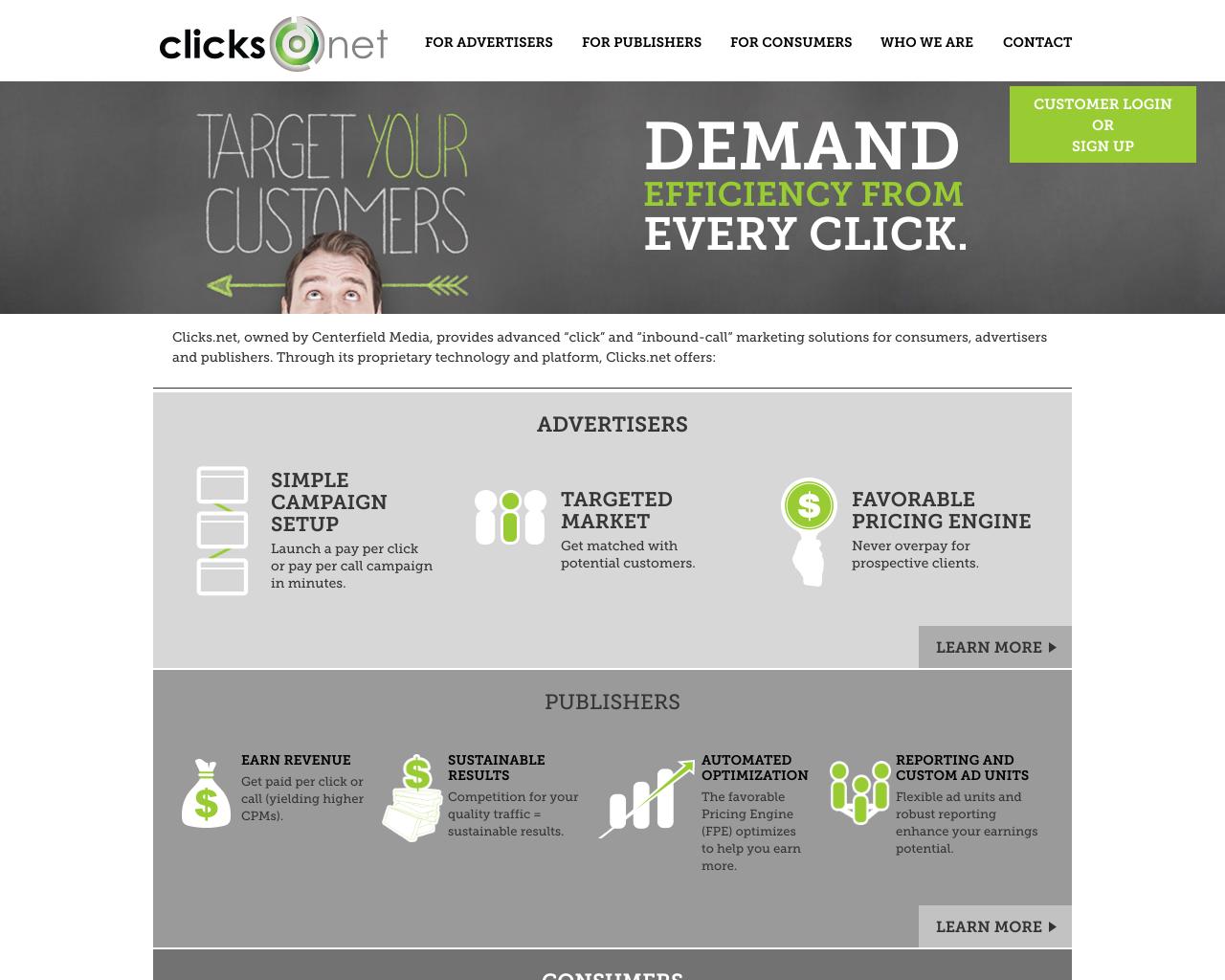 Clicks.net-Advertising-Reviews-Pricing