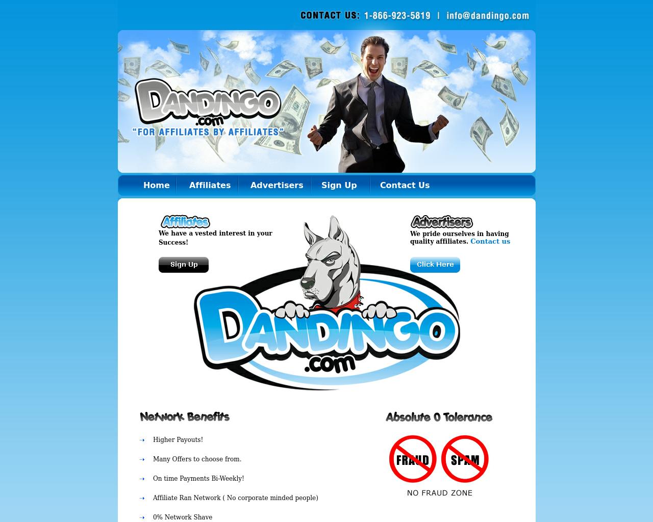 Dandingo.com-Advertising-Reviews-Pricing