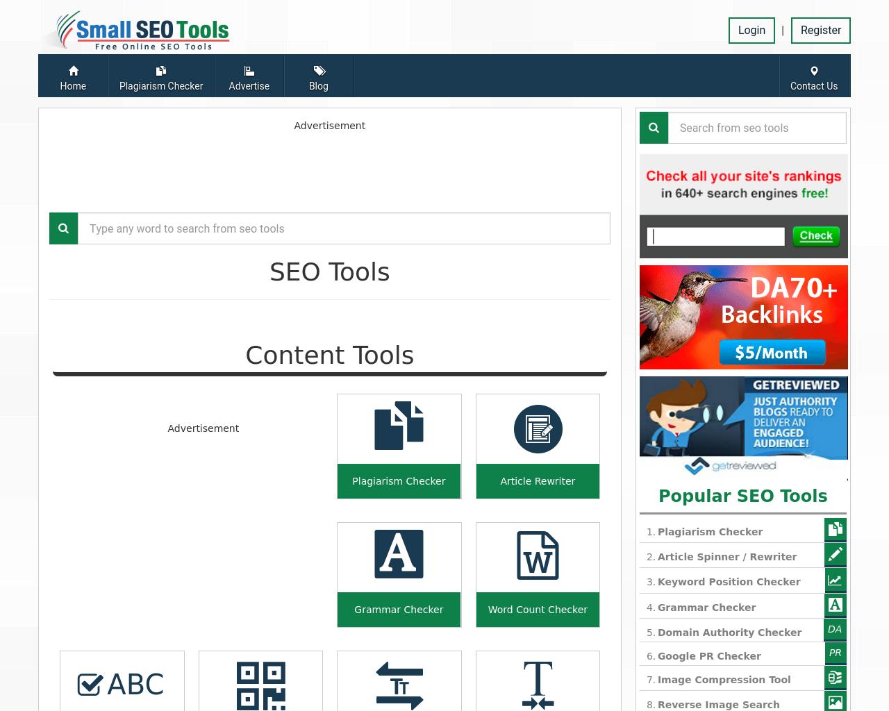Small-SEO-Tools-Advertising-Reviews-Pricing