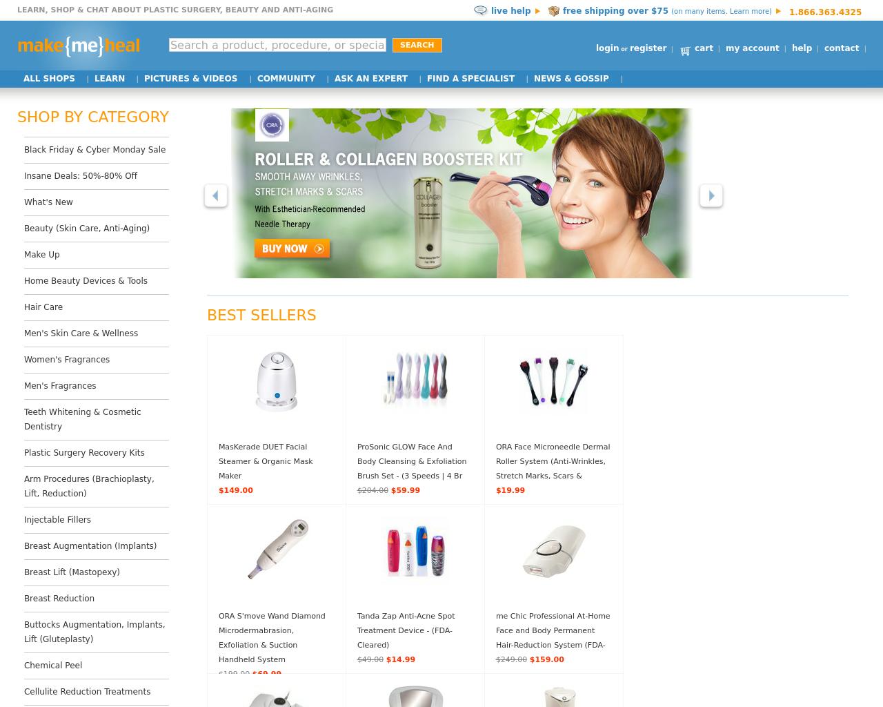 make-me-heal-Advertising-Reviews-Pricing