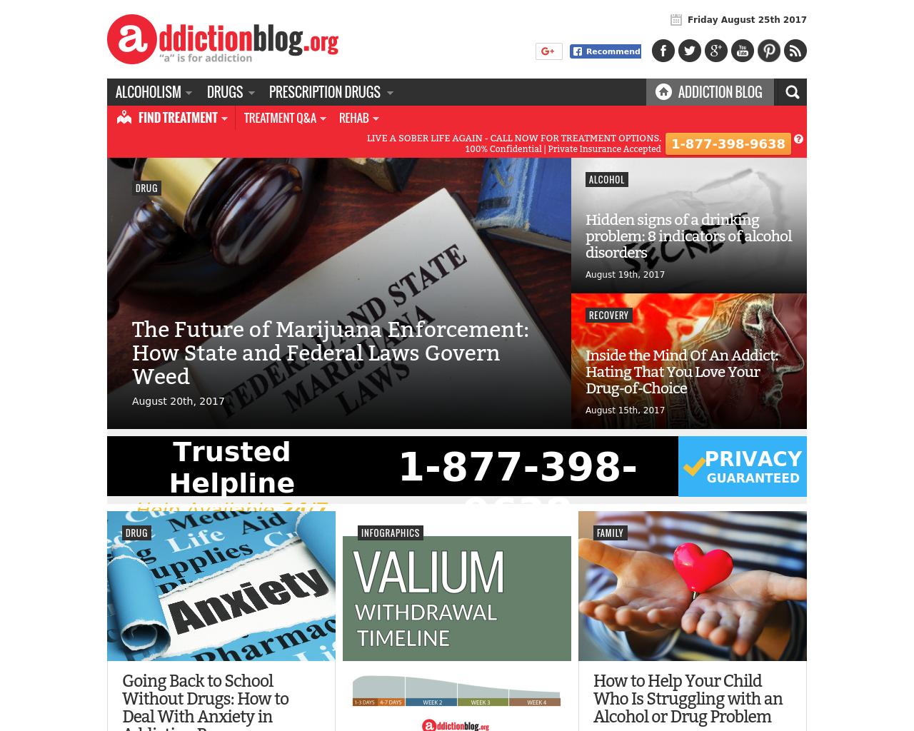 Addiction-Blog-Advertising-Reviews-Pricing