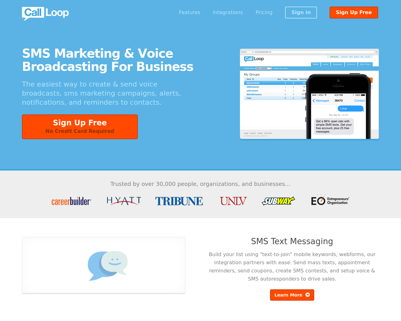 Call-Loop-Advertising-Reviews-Pricing