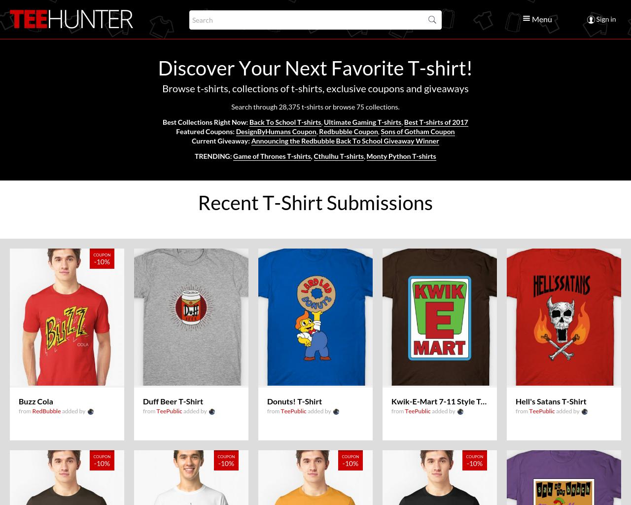 Teehunter-Advertising-Reviews-Pricing