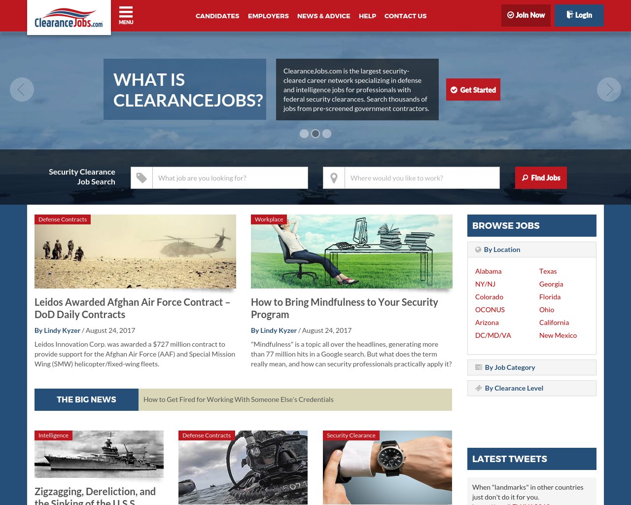 ClearanceJobs.com-Advertising-Reviews-Pricing