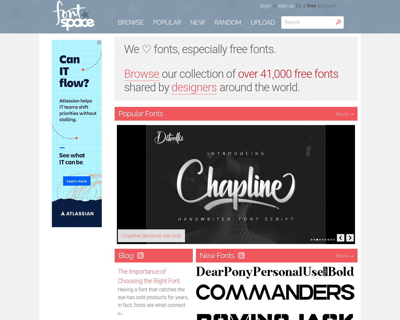 FontSpace-Advertising-Reviews-Pricing