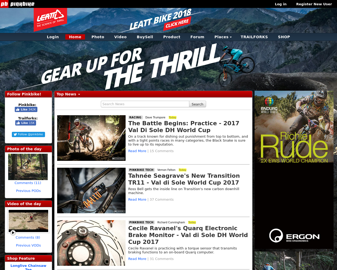 Pinkbike-Advertising-Reviews-Pricing