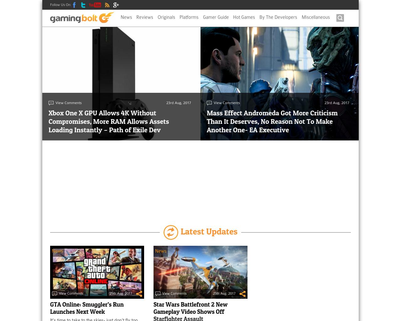 GamingBolt-Advertising-Reviews-Pricing