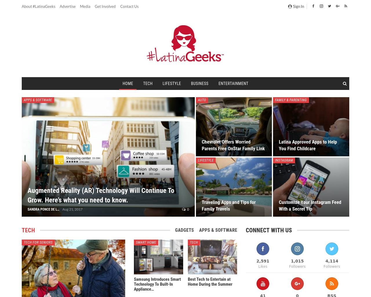 #LatinaGeeks-Advertising-Reviews-Pricing