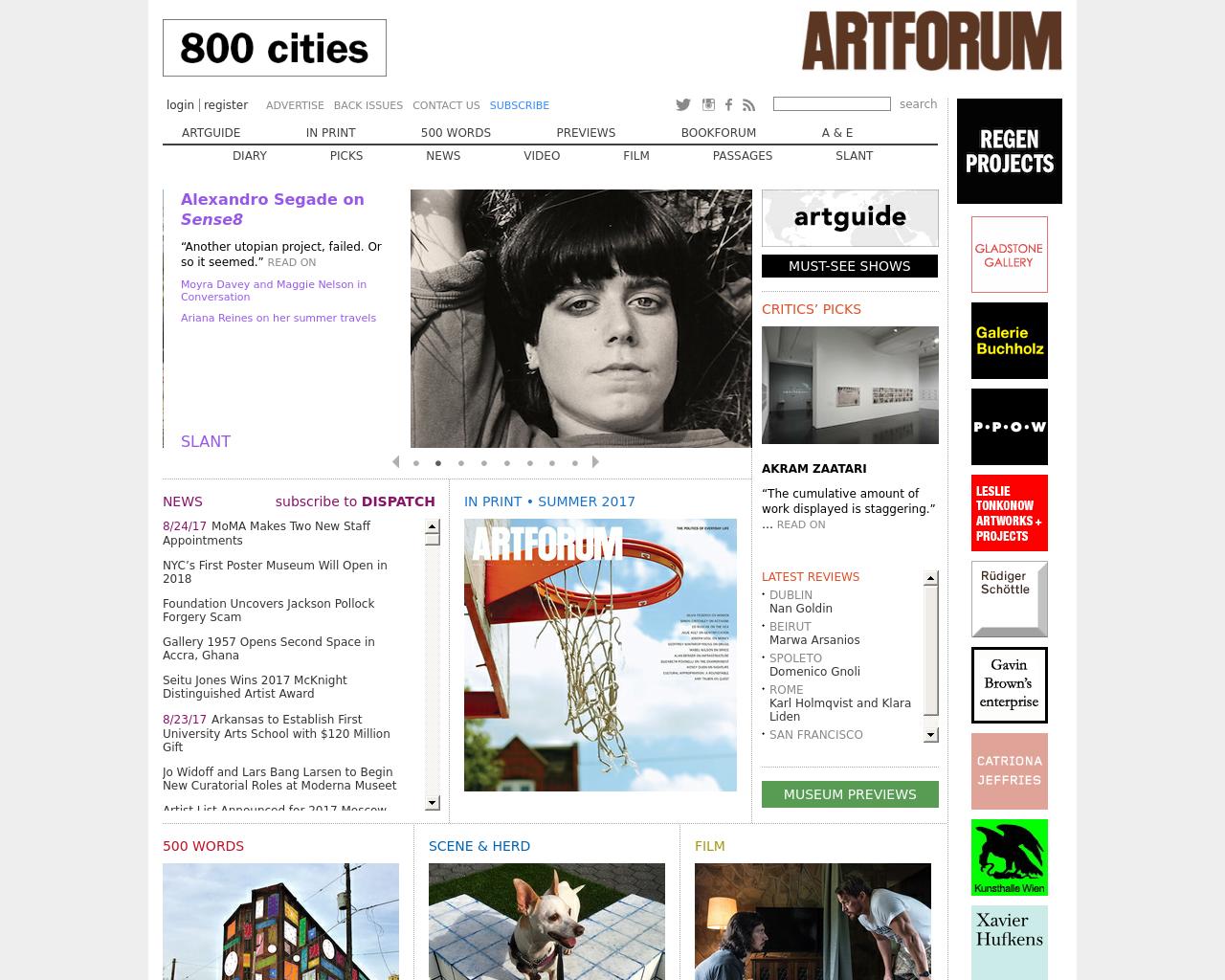 Artforum.com-Advertising-Reviews-Pricing