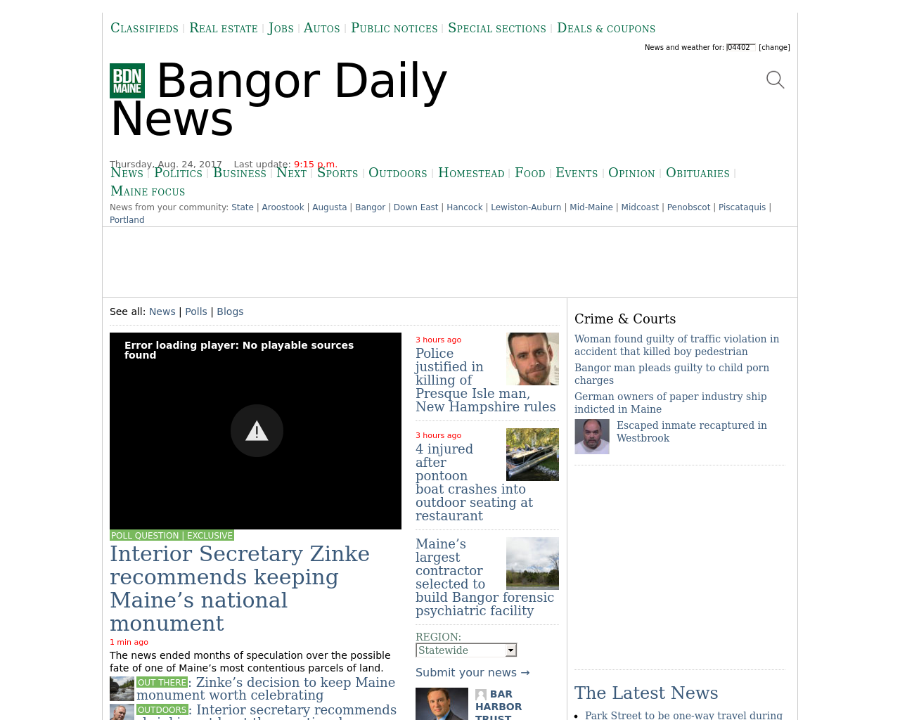Bangor-Daily-News-Advertising-Reviews-Pricing
