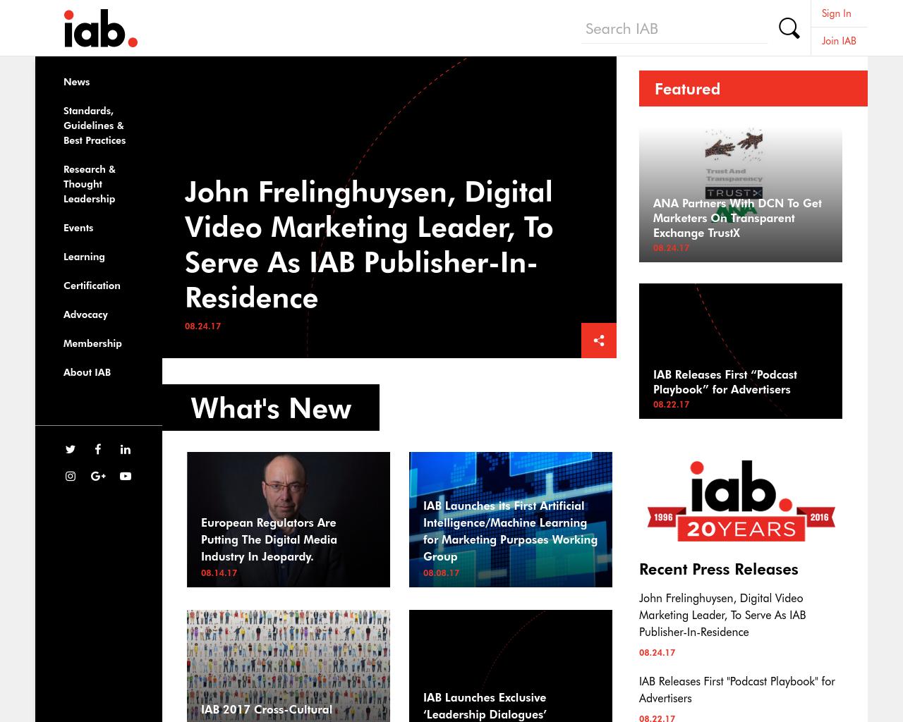 Interactive-Advertising-Bureau-Advertising-Reviews-Pricing