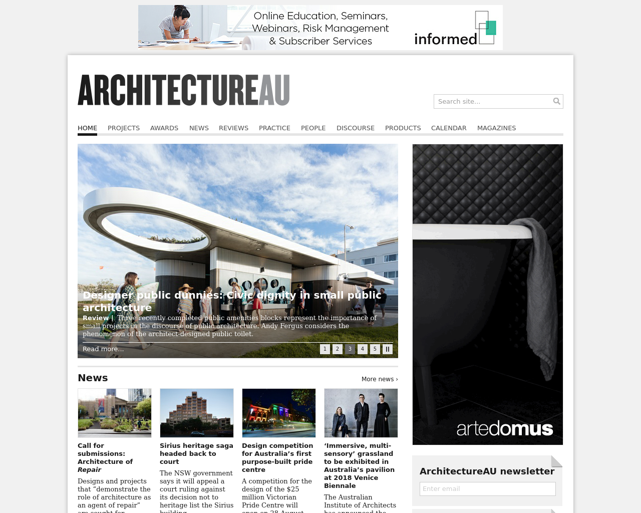 ArchitectureAU-Advertising-Reviews-Pricing