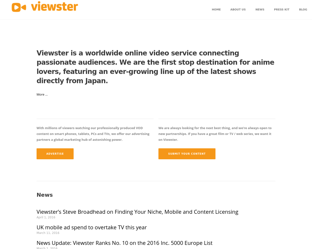 Viewster-Advertising-Reviews-Pricing