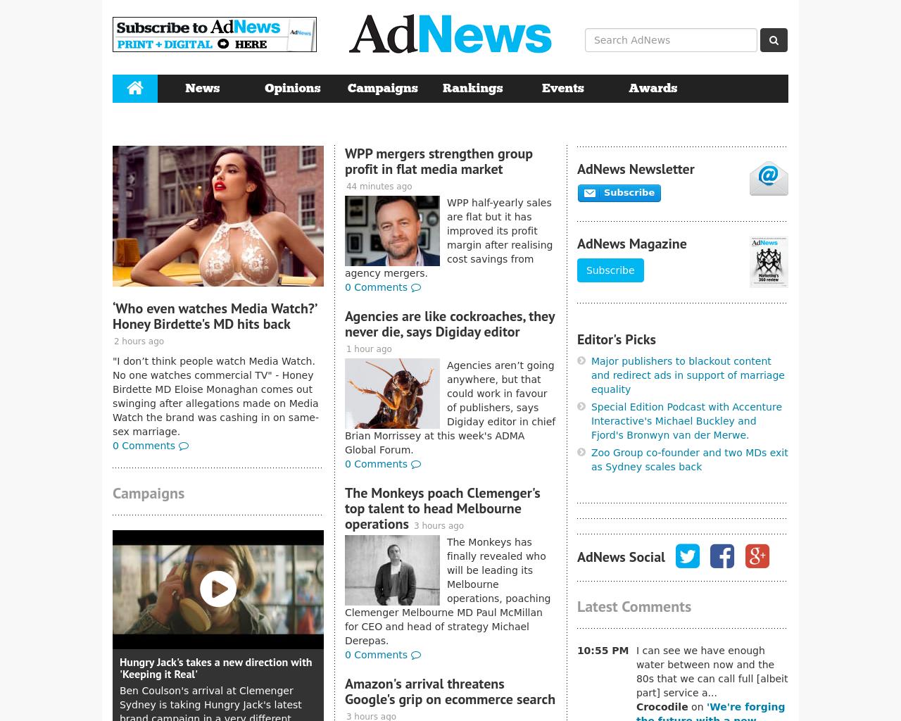 AdNews-Advertising-Reviews-Pricing