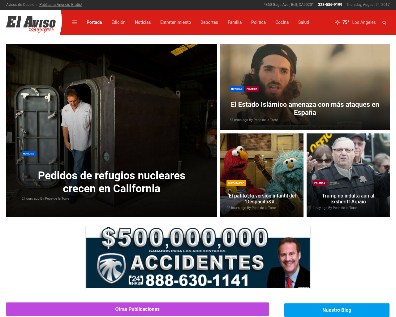 El-Aviso-Magazine-Advertising-Reviews-Pricing