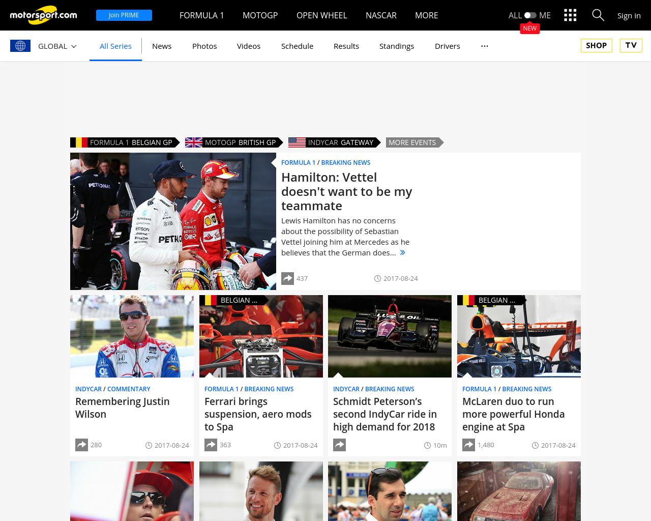 Motorsport-Advertising-Reviews-Pricing