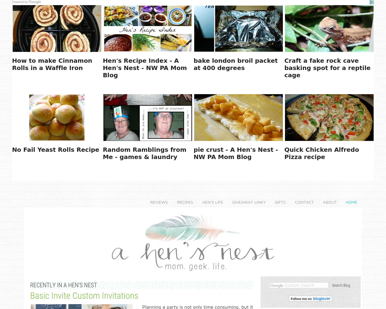 A-Hen's-Nest-Advertising-Reviews-Pricing