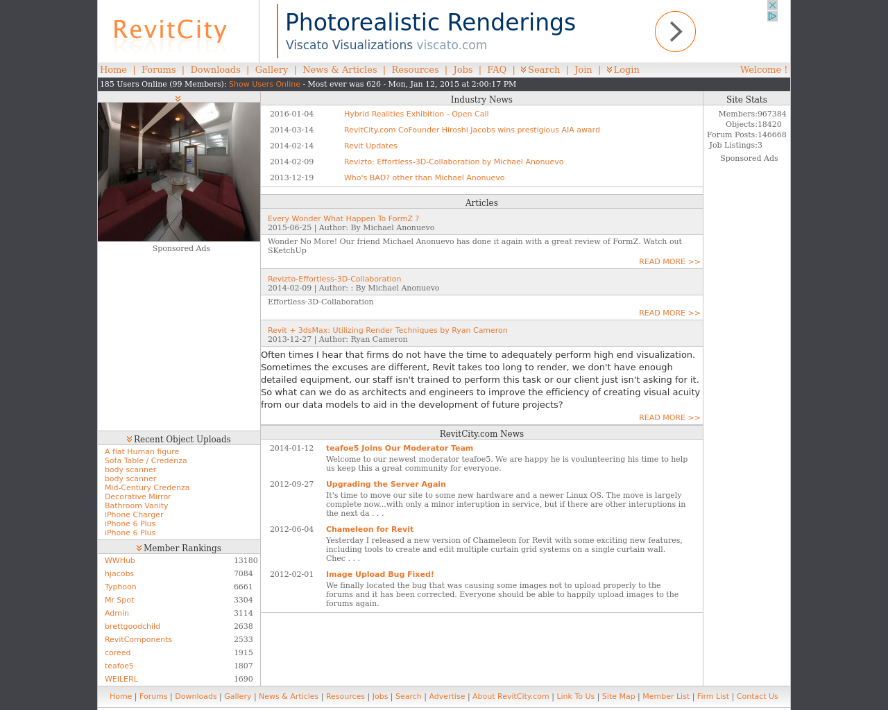 Revit-City-Advertising-Reviews-Pricing