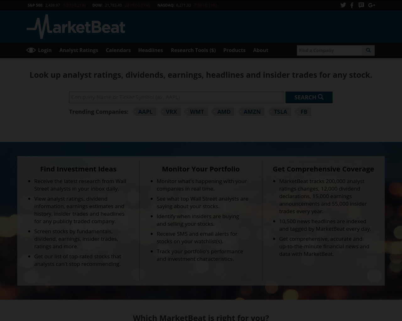 MarketBeat.com-Advertising-Reviews-Pricing