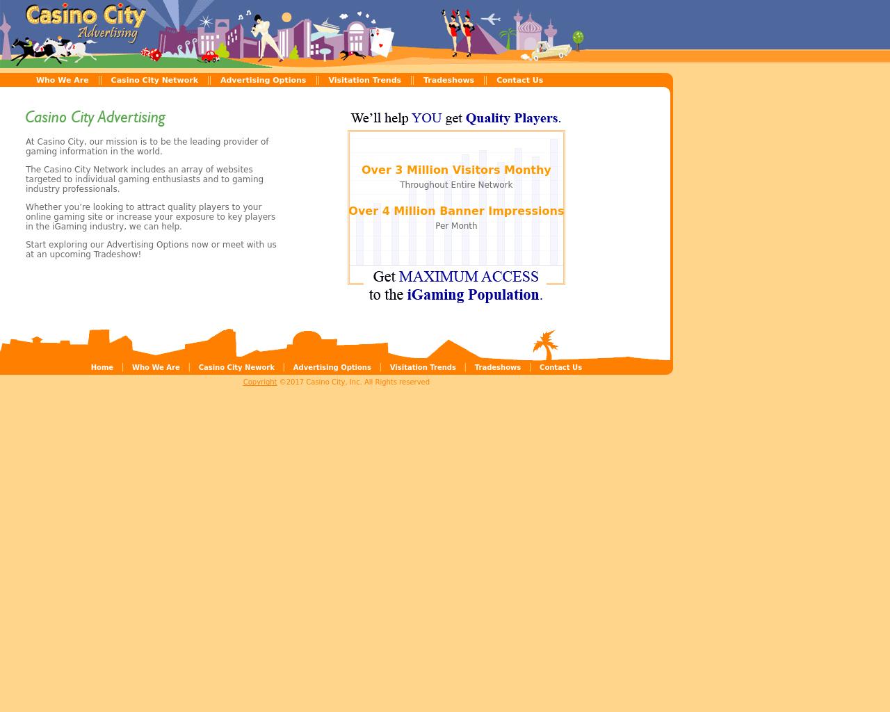 Casino-City,-Inc.-Advertising-Reviews-Pricing