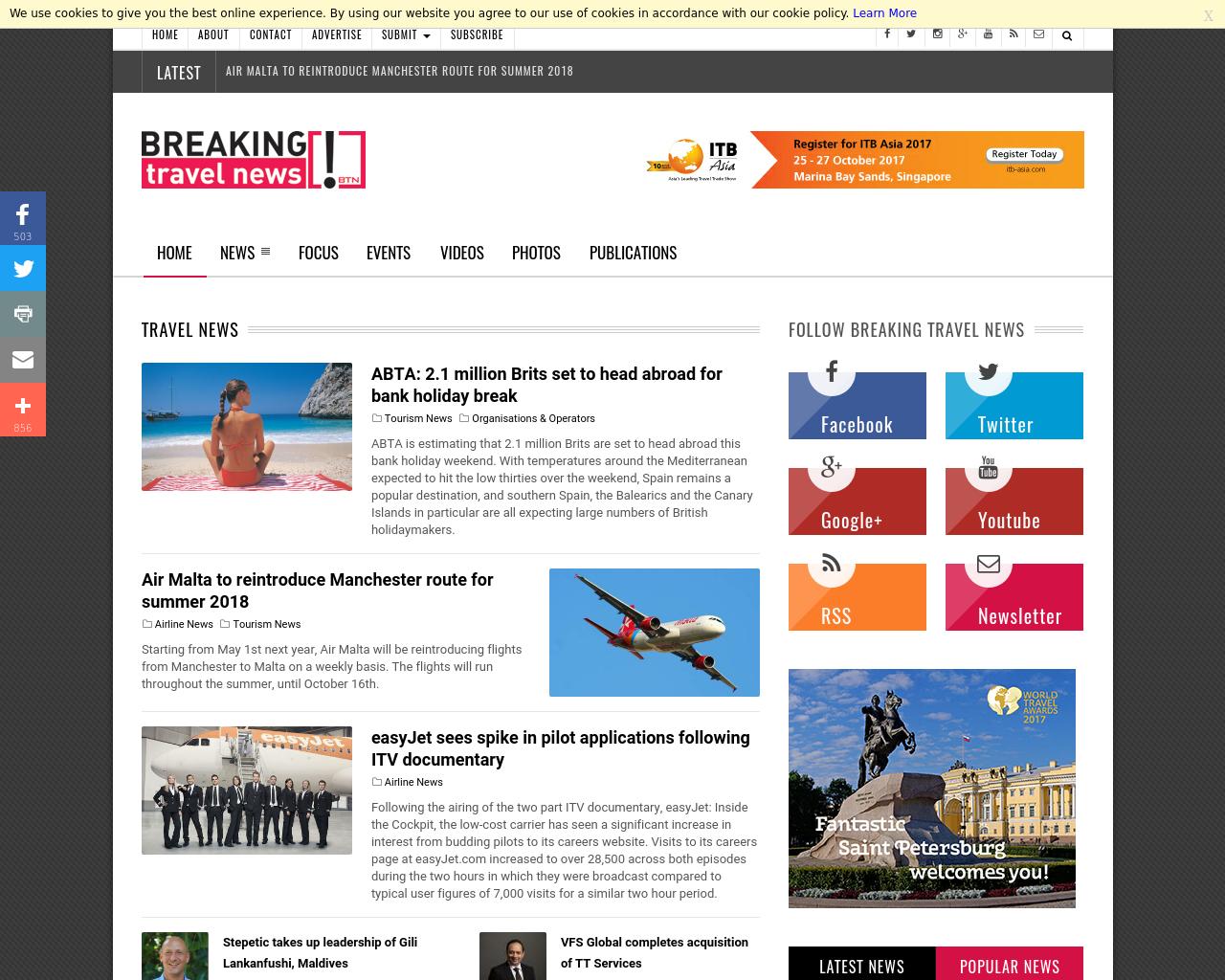 Breaking-Travel-News-Advertising-Reviews-Pricing