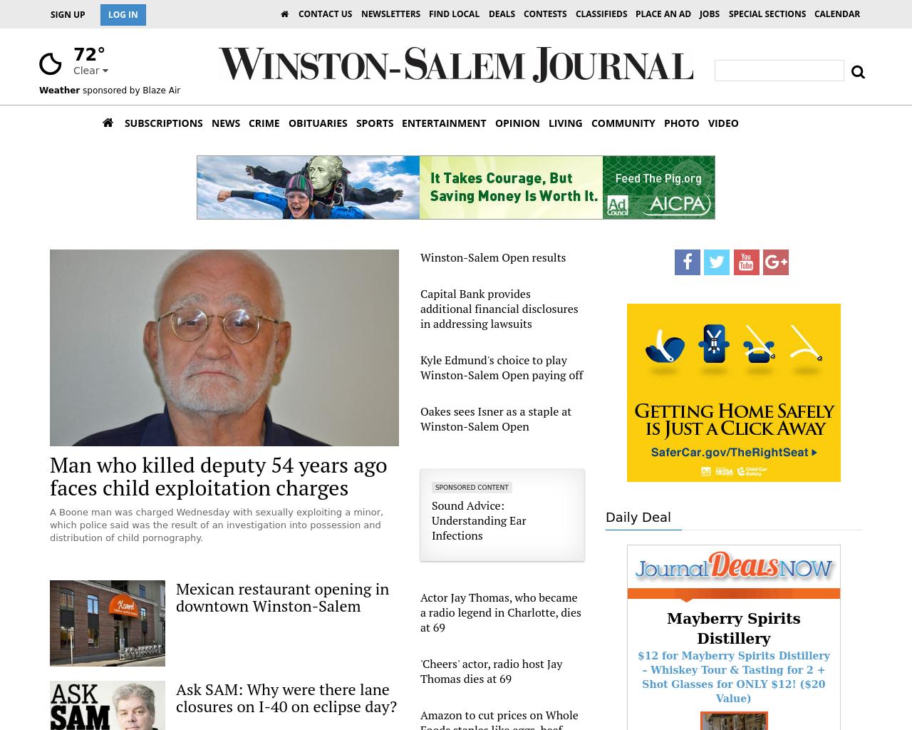 Winston-Salem-Journal-Advertising-Reviews-Pricing